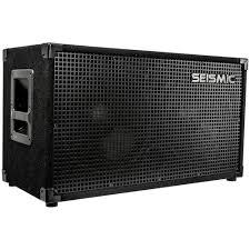 guitar speaker cabinets 212 guitar speaker cabinet 2x12 guitar cab 4 ohms seismicaudio