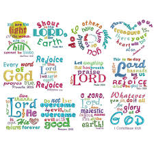 machine embroidery designs for kitchen towels bible verses subway art heavenly inspirations set 2 machine
