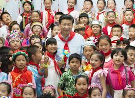 bureau de poste besan輟n read china president xi issues international children s day call