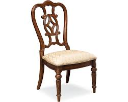 fredericksburg side chair whiskey thomasville furniture