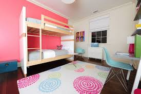 Girls Bedrooms With Bunk Beds Bunk Bed Decorating Ideas U2013 Furniture Favourites