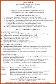 functional resume samples moa format