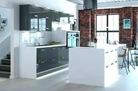 repeindre meuble cuisine laqué meuble de cuisine blanc laque logga me