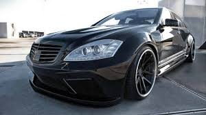 mercedes benz s class w221 tuning cars youtube