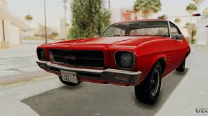 holden muscle car holden for gta san andreas