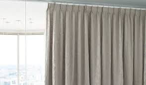 Pinch Pleated Lined Drapes Pinch Pleat Curtains For Sliding Glass Doors