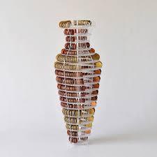 Display Vase Currency Display Vases Coin Organizer