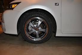 lexus steel wheels winter wheels questions