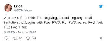 thanksgiving tweets 10 famepace