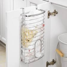 amazon com interdesign axis over the cabinet kitchen storage