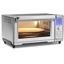 Cuisinart TOB 260N Chef s Convection Toaster Oven Stainless Steel