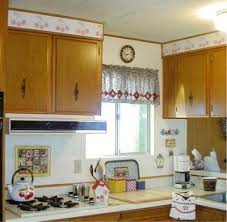 useful kitchen design ideas for mobile homes to beautify your