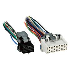 metra 71 2003 1 factory replacement wiring harness with oem