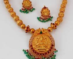 indian temple jewelry types designs