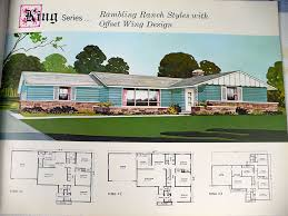 vintage goodness 1 0 mid century houses and floor plans