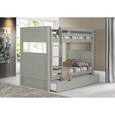 Bunk Beds With Trundle Modern Bunk Beds Allmodern