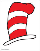 free printable cat in the hat