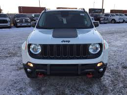 jeep renegade silver new 2017 jeep renegade 4x4 trailhawk touchscreen bluetooth