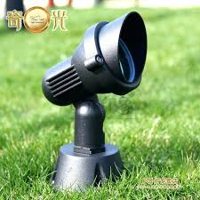 spot lights for yard led outdoor landscape flood lights outdoor landscape spot lights