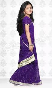 indian party wear dresses for little girls indian party wear