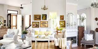 Vintage Shabby Chic Living Room Furniture Vintage Shabby Chic Living Room 20 Distressed Designs To Inspire