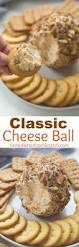 thanksgiving cheese ball we love this classic cheese ball recipe made with real cheddar