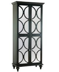 Bastille Bar Cabinet Mirage Bar Cabinet Mirrored Furniture Macy U0027s