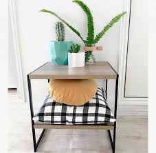 Kmart Kitchen Furniture Industrial Style Side Table Rrp 29 00 Kmart Homewares Take 2 Oh