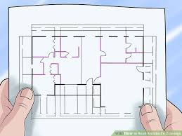architect floor plans how to read architect s drawings with pictures wikihow