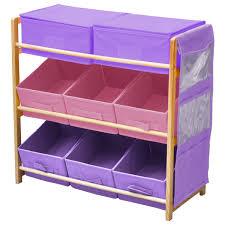 4 Tier Toy Organizer With Bins Storage And Rack Storage Organizer 12 Bins Toy Tier Kids Bin