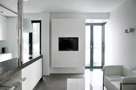 Small Studio Apartment Design by Apartment Outstanding Studio Apartment Design With White Leather