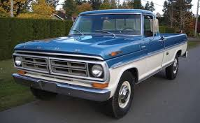 1972 ford f250 cer special collector car productions
