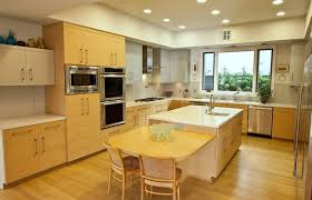 light wood tone kitchen cabinets 30 kitchens with stylish two tone cabinets