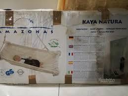 culla amaca culla amaca kaya natura tutto per i bambini in vendita a napoli