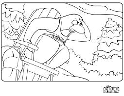 coloring pages of club penguin coloring page bubblegum423 u0027s club penguin guides page 3