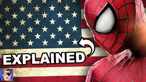 Americain Flag Spider Man And The American Flag Explained Youtube