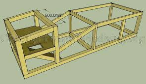 Build Your Own Rabbit Hutch Diy Rabbit Hutch Plans Pdf Plans Diy Free Download Free Chair