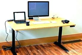 stand up desk multiple monitors desk for multiple monitors dual monitor computer desk dual computer