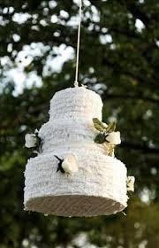 wedding cake pinata party decor not your average piñata the celebration society