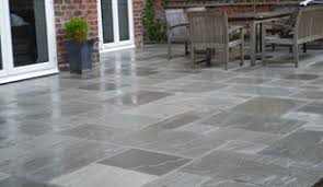 Reclaimed Patio Slabs Services Crosby Landscapescrosby Landscapes