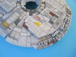 millennium falcon floor plan studio gekko 1 144 millennium falcon by fine molds pt 3