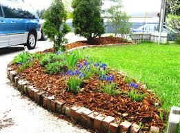 Front Of House Landscaping Ideas by Landscape Ideas For Front Yard Ranch House House Interior
