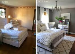 dear lillie some finishing touches our gray guest bedroom