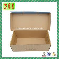 craft boxes bulk popular craft paper folding lid shipping box empty shoe boxes bulk