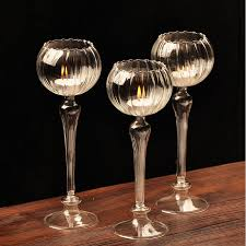 aliexpress com buy european flower type tall candle holders for