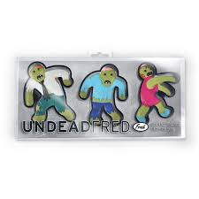 amazon com fred undead fred zombie cookie cutters set of 3 fred