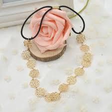 headband comprar aliexpress buy 2017 new fashion women hollow out flower