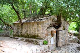 Unusual House Names The Church Of Saint Theodora Of Vasta The Olive And The Sea