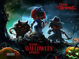october 29 2012 shoot the zombirds gets an update for halloween