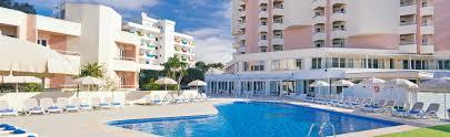 all inclusive hotel playa de palma majorca thb maría isabel